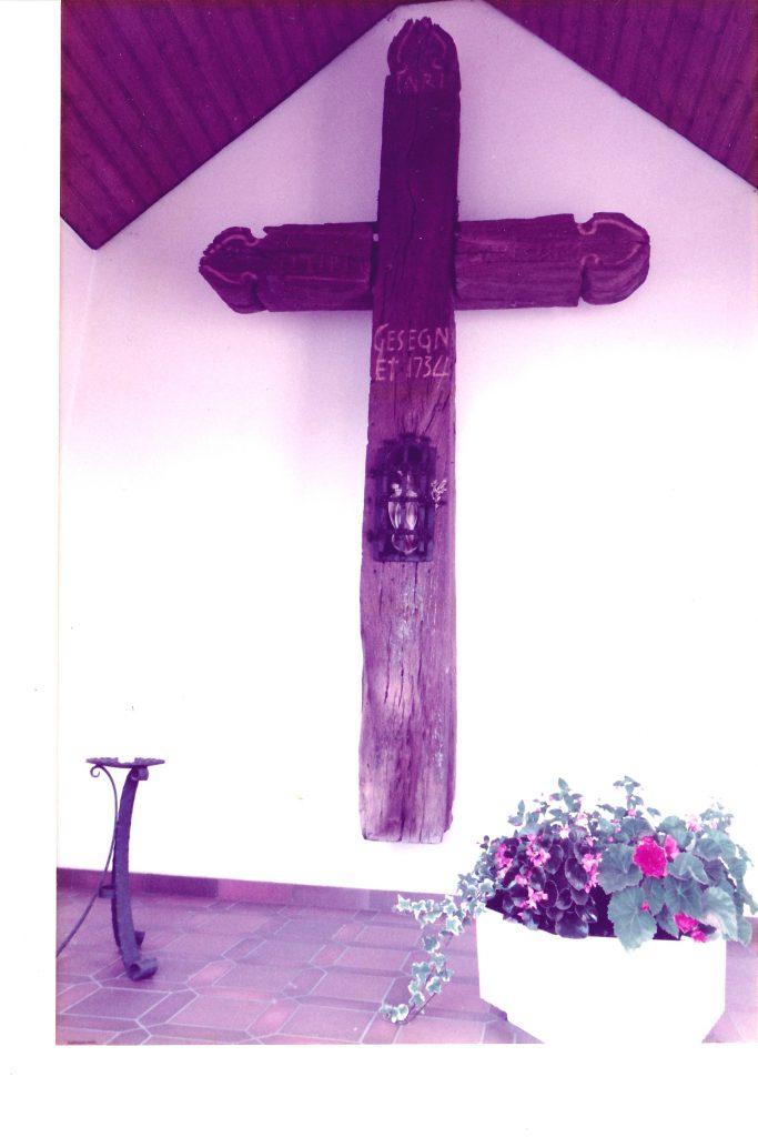 Missionskreuz Geisbach